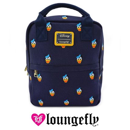 LOUNGE FLY バックパック・リュック 【Lounge Fly】●ディズニーコラボ● Donald Duck Mini Backpack