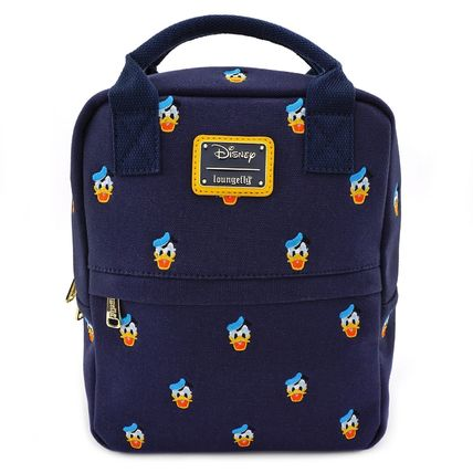 LOUNGE FLY バックパック・リュック 【Lounge Fly】●ディズニーコラボ● Donald Duck Mini Backpack(2)
