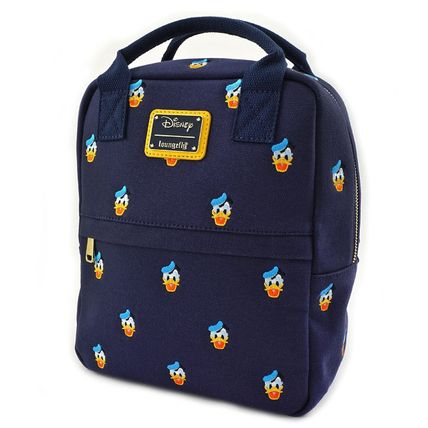 LOUNGE FLY バックパック・リュック 【Lounge Fly】●ディズニーコラボ● Donald Duck Mini Backpack(3)