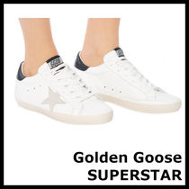 【Golden Goose】SUPERSTAR WHITE×NAVY G34WS590 L65
