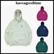 have a good time(ハブアグットタイム) パーカー・フーディ ☆HAVE A GOOD TIME☆ MINI FRAME PULLOVER HOODIE 3色