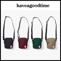 have a good time(ハブアグットタイム) ショルダーバッグ・ポシェット ☆HAVE A GOOD TIME☆ ショルダーバッグ Frame Shoulder Bag