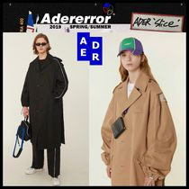 ☆イベント中/関税込☆ADERERROR★Manteau Single Coat★2色★