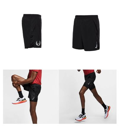 """Nike メンズ・ボトムス NIKE OREGON PROJECT Challenger 7"""" 2-in-1 Running Shorts"""