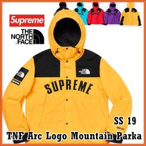 Supreme The North Face Arc Logo Mountain Parka SS 19 WEEK 5