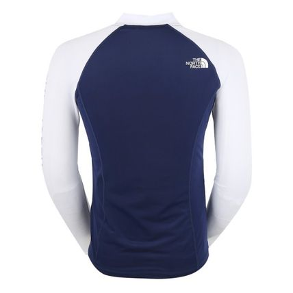 THE NORTH FACE ラッシュガード (ザノースフェイス) M'S PROTECT RASHGUARD ZIP UP NJ5JK03C(2)