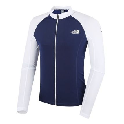 THE NORTH FACE ラッシュガード (ザノースフェイス) M'S PROTECT RASHGUARD ZIP UP NJ5JK03C(3)