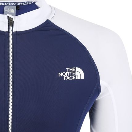 THE NORTH FACE ラッシュガード (ザノースフェイス) M'S PROTECT RASHGUARD ZIP UP NJ5JK03C(4)
