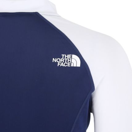 THE NORTH FACE ラッシュガード (ザノースフェイス) M'S PROTECT RASHGUARD ZIP UP NJ5JK03C(7)