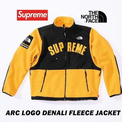 Supreme ジャケットその他 Supreme The North Face Arc Logo Denali Fleece Jacket SS 19(2)