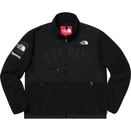 Supreme ジャケットその他 Supreme The North Face Arc Logo Denali Fleece Jacket SS 19(4)