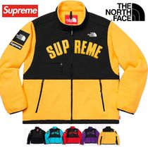 Supreme The North Face Arc Logo Denali Fleece Jacket SS 19