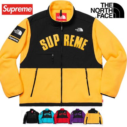Supreme ジャケットその他 Supreme The North Face Arc Logo Denali Fleece Jacket SS 19