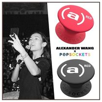 AlexanderWang×(PRODUCT)RED >> popsockets ポップソケット