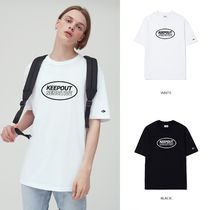 ACOVER(オコボ) Tシャツ・カットソー 【ACOVER】KEEP OUT SENSITIVE T SHIRT (2color) - UNISEX