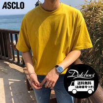 ((ASCLO)) Perfect Half Sleeve T Shirt NR150