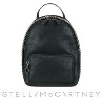 SS19【Stella McCartney 】FALABELLA MINI BACKPACK 関税込