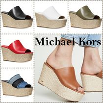 【関込】 ♡Michael Kors♡Cunningham Wedge Sandals