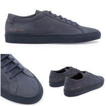 Common Projects♪Achilles ローカット ヌバックスニーカー