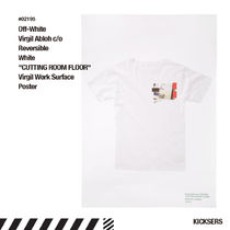 """Off-White(オフホワイト) ポスター・ウォールステッカー 限定Virgil Abloh c/o Exclusive """"CUTTING ROOM FLOOR"""" Poster"""
