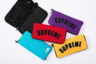 new arrival 5cb46 25161 Supreme 19SS The North Face Arc Logo Organizer 財布 ポーチ