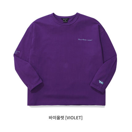 WV PROJECT Tシャツ・カットソー ★WV PROJECT★日本未入荷トップス Spread Long Sleeve【全5色】(8)