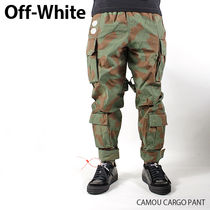 Off-White CAMOU CARGO カモ カーゴパンツ OMCF004R19A66021
