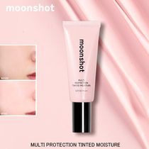 ピンクトーン♪moonshot■Multi Protection Tinted Moisture