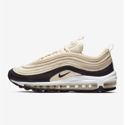 Nike スニーカー 大人気クリームカラー☆NIKE☆ AIR MAX 97 PREMIUM Light Cream(2)