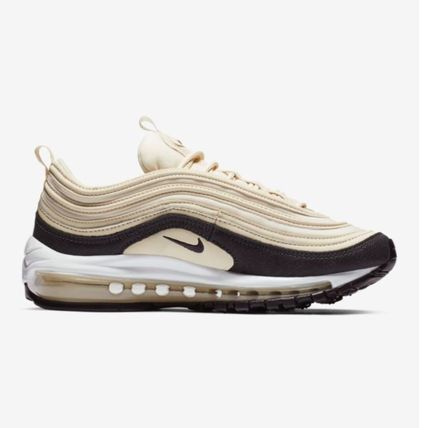 Nike スニーカー 大人気クリームカラー☆NIKE☆ AIR MAX 97 PREMIUM Light Cream(4)