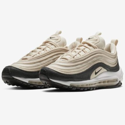 Nike スニーカー 大人気クリームカラー☆NIKE☆ AIR MAX 97 PREMIUM Light Cream(6)