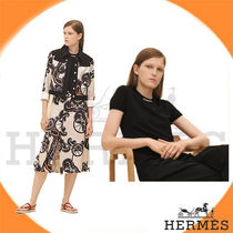 19SS 日本未入荷【HERMES直営店】Look 7 pull manches courtes
