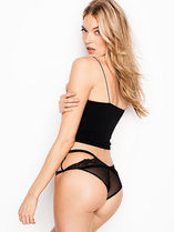 VERY SEXYStrappy Lace Cheeky Panty
