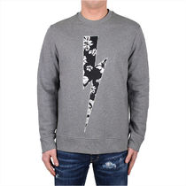 【関税負担】NEIL BARRETT LIGHTING SWEATSHIRT
