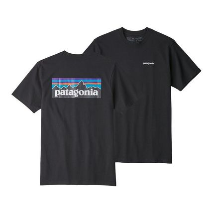 Patagonia Tシャツ・カットソー 国内発送 正規品【Patagonia】パタゴニアロゴ Tシャツ(2)