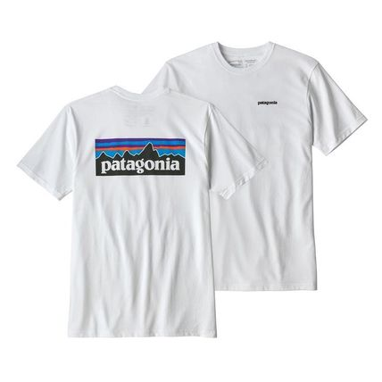 Patagonia Tシャツ・カットソー 国内発送 正規品【Patagonia】パタゴニアロゴ Tシャツ(3)