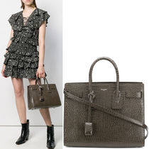 19SS WSL1417 SAC DE JOUR SMALL IN CROCO EMBOSSED LEATHER