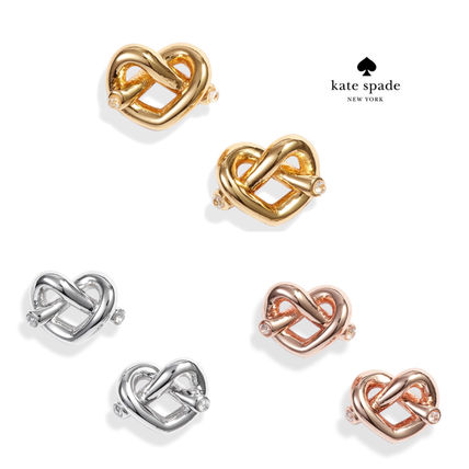 kate spade★loves me knot stud ピアス