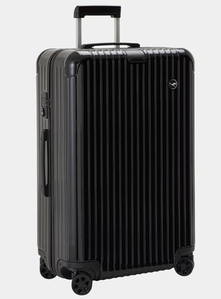 RIMOWA スーツケース 【RIMOWA Lufthansa】Essential Check-In L/Black/Gloss