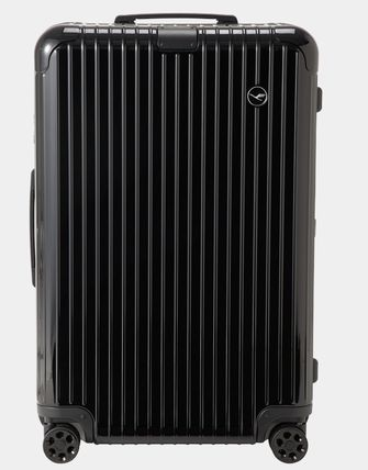 RIMOWA スーツケース 【RIMOWA Lufthansa】Essential Check-In L/Black/Gloss(2)