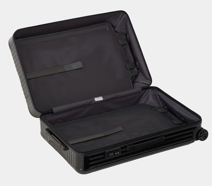 RIMOWA スーツケース 【RIMOWA Lufthansa】Essential Check-In L/Black/Gloss(5)