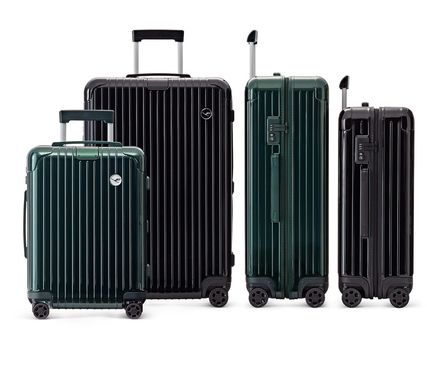 RIMOWA スーツケース 【RIMOWA Lufthansa】Essential Check-In L/Black/Gloss(6)