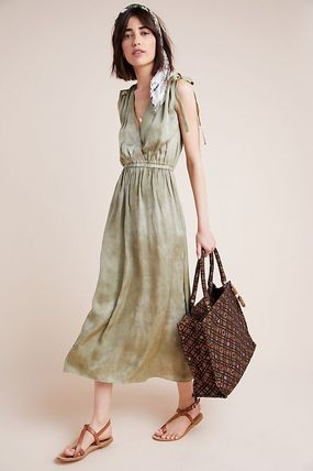 Frye Parachute Maxi Dress 日本未入荷【Anthropologie】