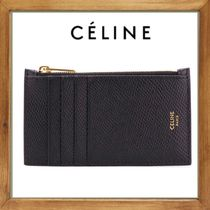 ★★★CELNE  《 LEATHER LOGO CARDHOLDER 》送料込み★★★