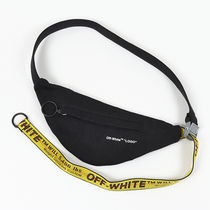 OFF-WHITE OMNA063 S19 812001 ボディバッグ ウエストポーチ