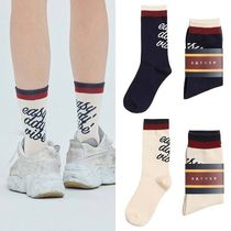 ★ROMANTIC CROWN★韓国 靴下 Easy Day Vibe Socks【全2色】