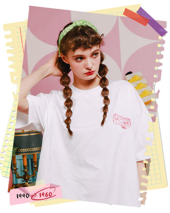 WV PROJECT Tシャツ・カットソー WV PROJECT☆LOOSE FIT CONTROLLER T-SHIRTS / YRST7243 4COLOR(14)