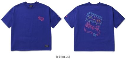 WV PROJECT Tシャツ・カットソー WV PROJECT☆LOOSE FIT CONTROLLER T-SHIRTS / YRST7243 4COLOR(18)