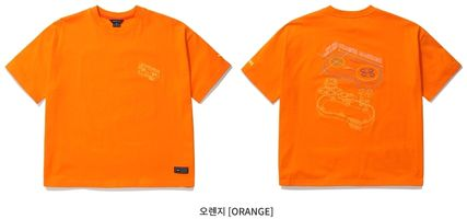 WV PROJECT Tシャツ・カットソー WV PROJECT☆LOOSE FIT CONTROLLER T-SHIRTS / YRST7243 4COLOR(19)