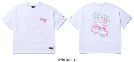 WV PROJECT Tシャツ・カットソー WV PROJECT☆LOOSE FIT CONTROLLER T-SHIRTS / YRST7243 4COLOR(20)